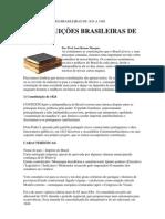 CONSTITUIÇÕES BRASILEIRAS DE 1824 A 1988 comentada