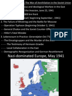 Lecture 6 - Operation Barbarossa and Ideological War in the East