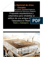 Centro Nacional de Artes Visuales_Tabacalera_Madrid