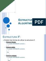 Estructuras Algorítmicas