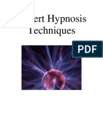 Covert Hypnosis Techniques PDF