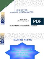 Ansn Ind Indikator BK- Inst Nuklir Yusri