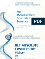 Online PMES - BLP Absolute Ownership History of Conveyance