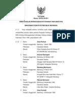 Putusan Mahkamah Konstitusi No 19 Th 2011 Tentang Ketenagakerjaan = DIKABULKAN SEBAGIAN