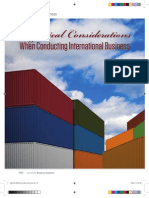 Australian Business Solutions Article_Logistical Considerations When Conducting International Business