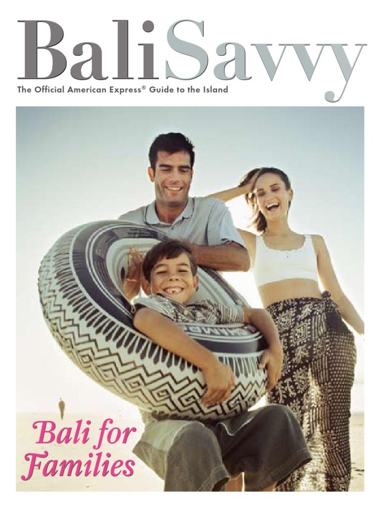 Bali Savvy For Families Hotel Voucher Resort Four Seasons Resorts At Sayan