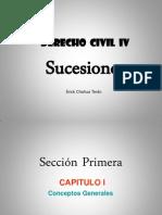 Derecho Civil IV (Sucesiones)