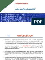 U1 Introd Tecnologias Web