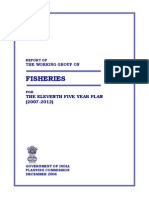 Planning Commission Report on Fisheries-2007 to 12