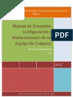 manualdeensambleconfiguracionymatenimientodeunequipodecomputo-120229001619-phpapp01