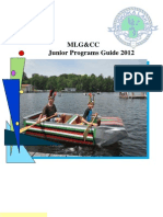 Junior Programs Guide 2012