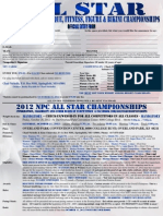 All Star Entry 2012