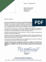Brigitte Bardot demande à Manuel Valls de démissioner