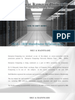Mainframe Brochure