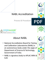 NABL Accreditation PPT