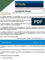 Asymptote Rules