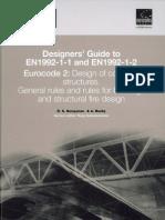 Designers' Guide to en 1992-1-1 and en 1992-1-2
