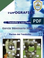 Teodolito - Garcia Seminario Julio Cesar