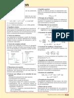 [Química 2º Bachillerato] Resumen