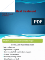 Steels and Heat Treatment 2007