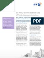 Timico case study