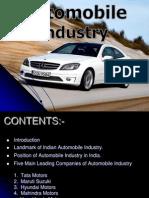 Automobile Ppt (2)
