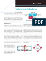 ROADMs in Network Architectures WP 1