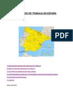 mercado de trabajo es España