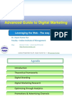 Advanced Guide to Digital Marketing