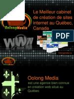 Le Meilleur cabinet de création de sites internet au Québec, Canada