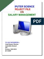 Anuj Project File