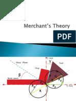 Merchant's Theory