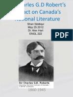 Sir G Roberts