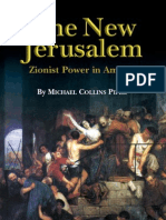 The New Jerusalem__Zionist Power in America - Michael Collins Piper - 2004