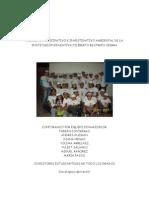 PROYECTO AMBIENTAL DE I.E FILIBERTO RESTREPO SIERRA-MACEO