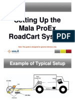 2 Basic Guide - Setting Up the RoadCart System (MALA)