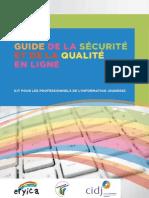 Guide Comprendre les pratiques des jeunes sur Internet pour créer une information de qualité