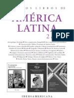 Nuevos Libros de América Latina 2 - 2012