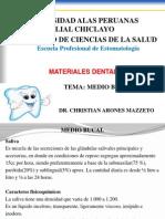2da Clase Medio Bucal