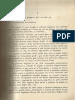 Princípios de linguística geral - Mattoso Câmara Jr - As espéci