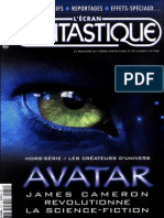 Ecran Fantastique - Avatar (James Carmeron.cinema.science-Fiction.fantastique)