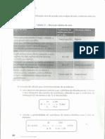 Tabelas para dimensionamento de fossa séptica filtro anaeróbio e sumidouro