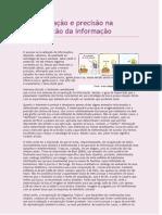 Walter Moreira Determinação e Precisão Na Recuperação Da Informacão