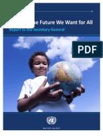 Relatório ONU