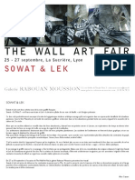 Sowat & Lek Wall Art Fair Cp