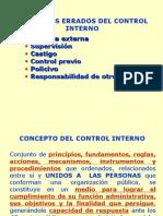 CONCEPTOS ERRADOS DEL CONTROL INTERNO