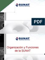 Organizacion de la SUNAT