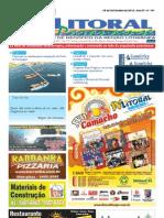 Jornal DoLitoral Paranaense - Edição 191 - Online - setembro 2012