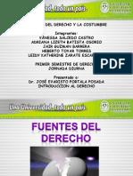 Expo Int. Al Derecho