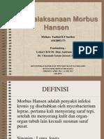 Ppt Morbus Hansen